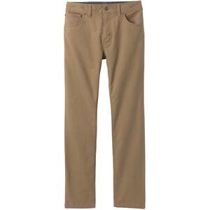 "Prana Tucson Pants 32"" Slim Fit Herr Bed Rock Bed Rock"