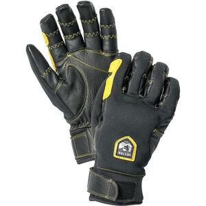 Hestra Ergo Grip Active Gloves svart/svart