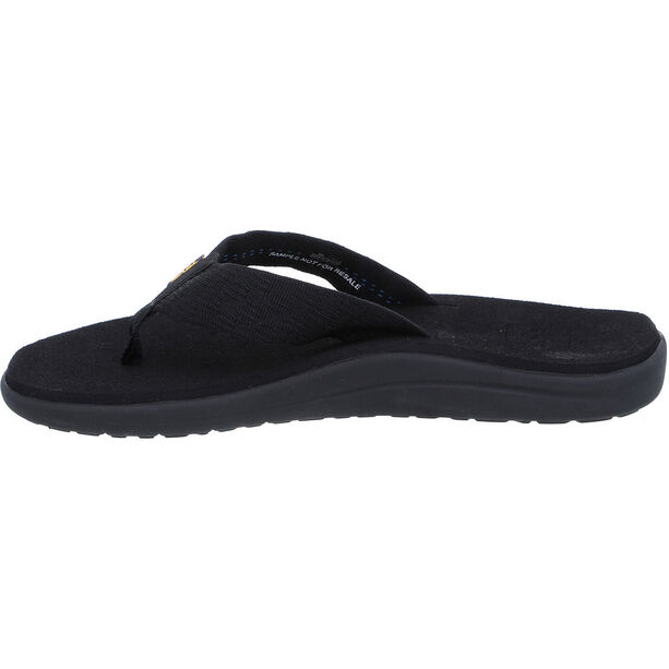 Teva Voya Flip Sandals Herr brick black