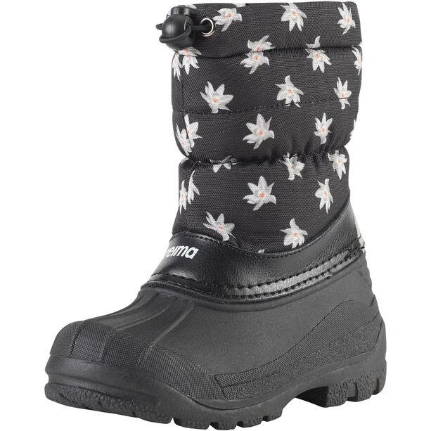 Reima Nefar Boots Barn black/flower
