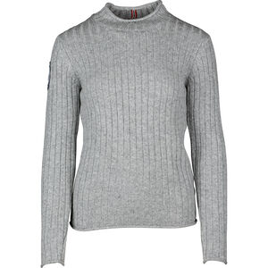 Amundsen Sports Roalda Roll Neck Pullover Dam light grey light grey