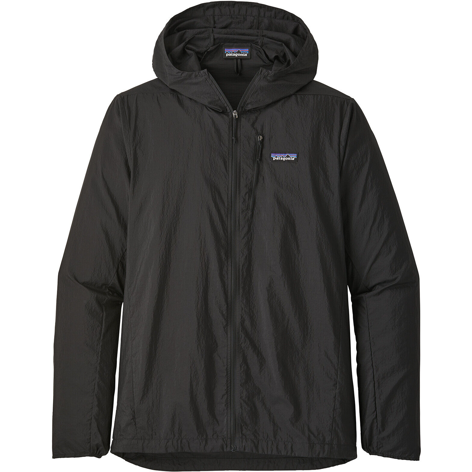 Patagonia Houdini Snap T Pullover Herr Forge Grey