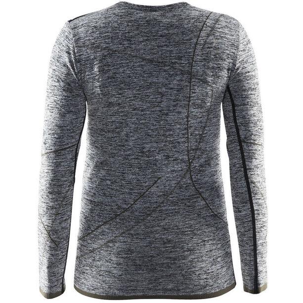 Craft Active Comfort RN LS Shirt Barn black