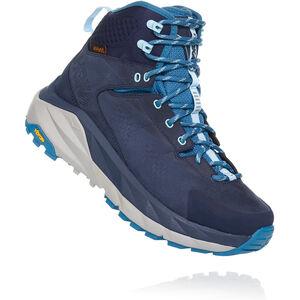 Hoka One One Sky Kaha Hiking Shoes Dam black iris/blue sapphire black iris/blue sapphire