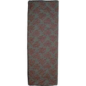 Grüezi-Bag WellhealthBlanket Wool Deluxe Sleeping Bag grey melange / berry grey melange / berry