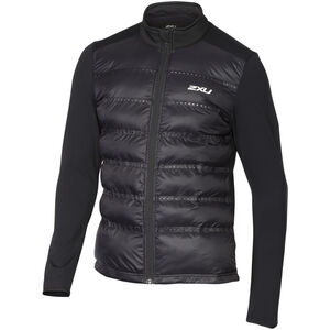 2XU Momentum Jacket Herr black/black black/black