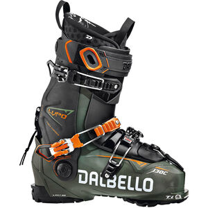 Dalbello Lupo 130 C ID Ski Shoes Green Green