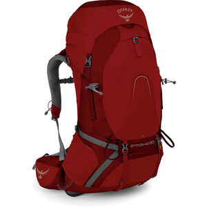 Osprey Atmos AG 50 Backpack Herr rigby red rigby red