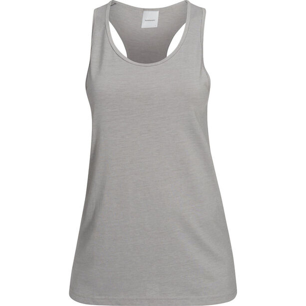 Peak Performance Track Tank Dam med grey mel