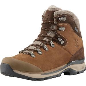 Haglöfs Vyn GT Shoes Dam Soil/Taupe Soil/Taupe