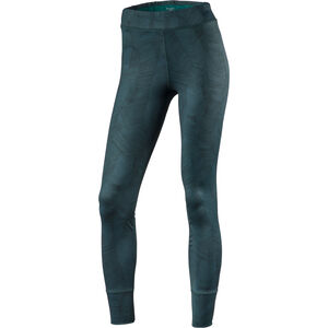 Houdini Cobra Tights Dam graphic green graphic green