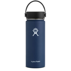 Hydro Flask Wide Mouth Flex Bottle 532ml cobalt cobalt