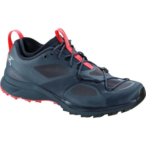 Arc'teryx Norvan VT Shoes Dam blue nights/coral