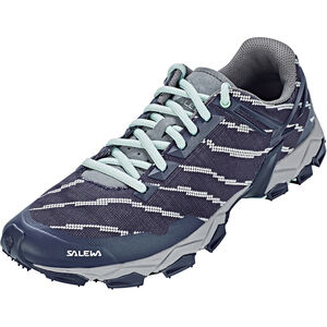 SALEWA Lite Train Shoes Dam premium navy/subtle green premium navy/subtle green
