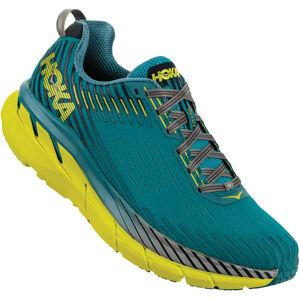 Hoka One One Clifton 5 Running Shoes Herr carribean sea/storm blue carribean sea/storm blue