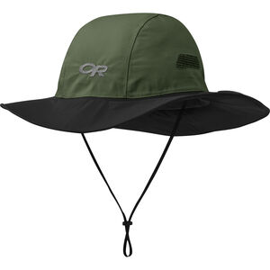 Outdoor Research Seattle Sombrero fatigue/black fatigue/black