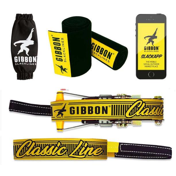 GIBBON Classicline Treewear Set yellow