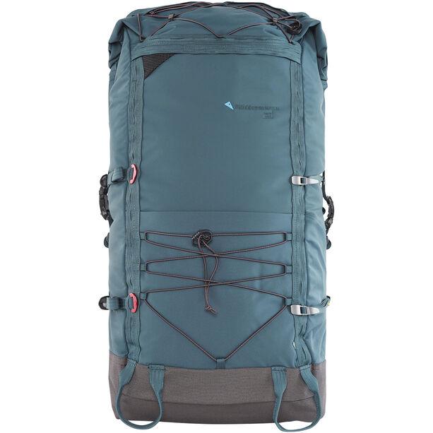 Klättermusen Grip Backpack 40l dark deep sea