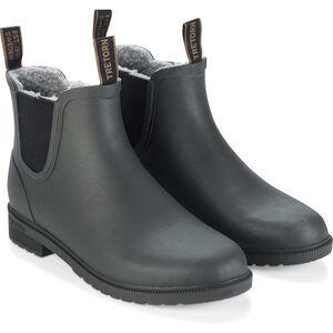 Tretorn Chelsea Classic Winter Rain Boots Unisex black black