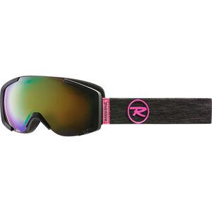 Rossignol Airis Zeiss Goggles Dam black black