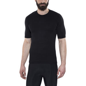Woolpower 200 Tee black black