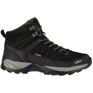CMP Campagnolo Rigel Mid WP Trekking Shoes Herr black-loden black-loden
