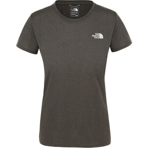 The North Face Reaxion Amp SS Crew Dam New Taupe Green Heather New Taupe Green Heather