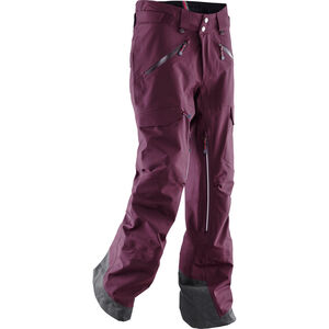 Elevenate Vallon Pants Dam aubergine aubergine