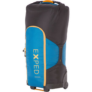 Exped Transfer Wheelie Bag deep sea blue-black deep sea blue-black