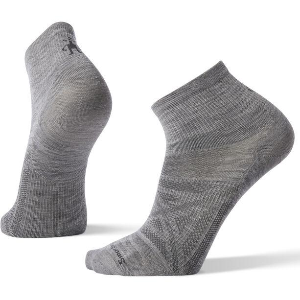 Smartwool PhD Outdoor Ultra Light Mini Socks Herr light gray
