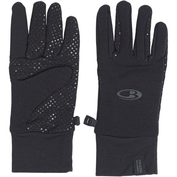 Icebreaker Sierra Gloves black/black
