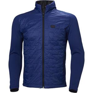 Helly Hansen Lifaloft Hybrid Insulator Jacket Herr catalina blue matte catalina blue matte