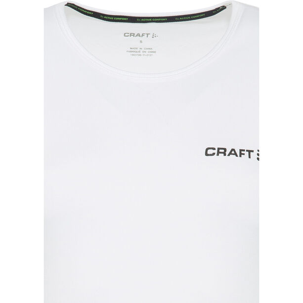 Craft Active Comfort RN SS Shirt Dam white
