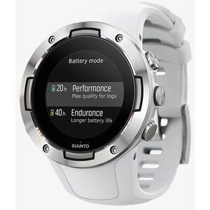 Suunto 5 GPS Sports Watch white white