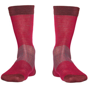 Röjk Everyday Merino Socks cranberry red cranberry red