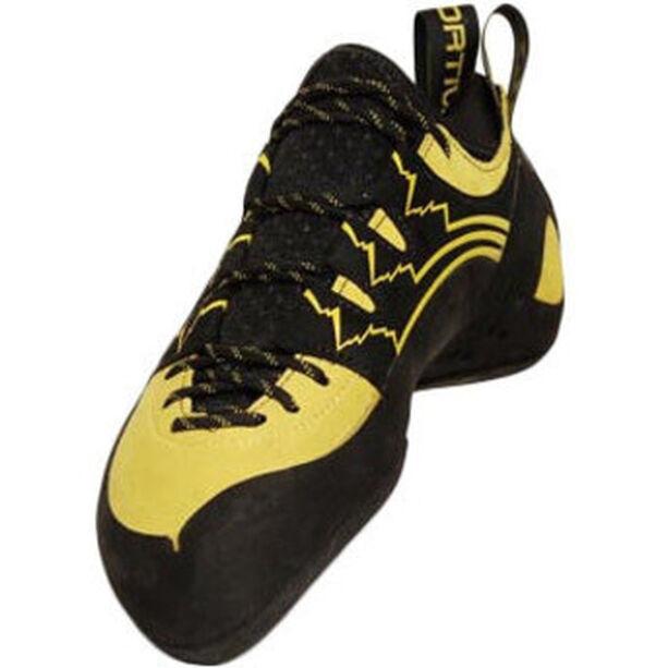La Sportiva Katana Laces Climbing Shoes yellow/black