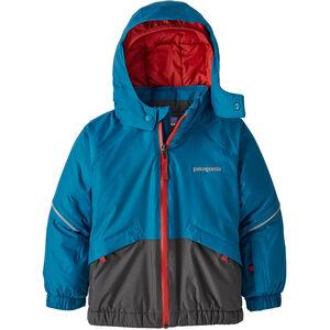 Patagonia Snow Pile Jacket Baby Barn balkan blue balkan blue