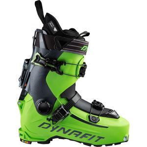 Dynafit Hoji PU Ski Boots Herr green machine/asphalt green machine/asphalt