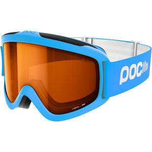 POC POCito Iris Goggles Barn fluorescent blue fluorescent blue