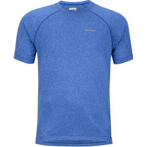Marmot Accelerate SS Shirt Herr surf heather surf heather