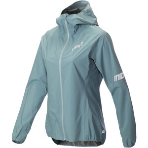 inov-8 AT/C FZ Stormshell Jacket Dam blue grey blue grey