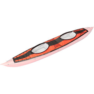 GUMOTEX Seawave Deck Double red red