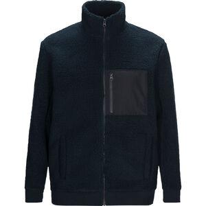 Peak Performance Original Pile Zip Jacket Herr salute blue salute blue