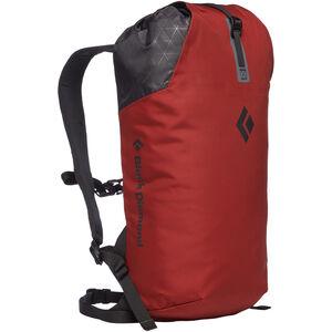Black Diamond Rock Blitz 15 Backpack Red Oxide Red Oxide