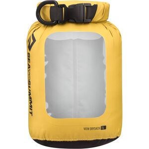 Sea to Summit View Dry Sack 1l yellow yellow