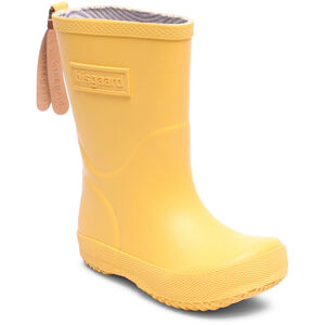 bisgaard Basic Rubber Boots Barn Yellow Yellow