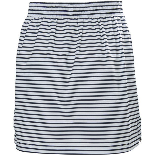 Helly Hansen Thalia Skirt Dam navy stripe