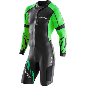 ORCA Core SwimRun Herr black/green black/green
