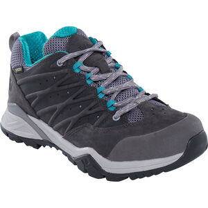 The North Face Hedgehog Hike II GTX Shoes Dam q-silver grey/porcelain green q-silver grey/porcelain green