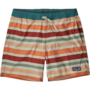 Patagonia Stretch Wavefarer Volley Shorts Herr water ribbons/new adobe water ribbons/new adobe